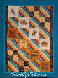 950 best Cowboy Quilt Ideas images on Pinterest | Cowboy quilt ... & Western Pathways Quilt Pattern Adamdwight.com