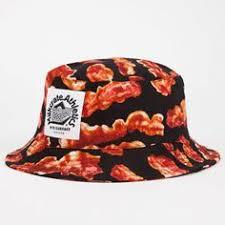 fried chicken bucket hat. Simple Fried MILKCRATE ATHLETICS Bacon Double Mens Bucket Hat For Fried Chicken