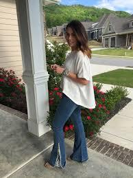 bell bottom jeans 1 bell6 wearing diy