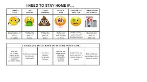 How We Go Home Chart Printable Fishers Landing Evergreen Public Schools