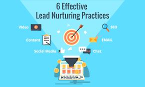 Lead Nurturing 6 Effective Lead Nurturing Practices To Improve Your Business Sales