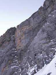 Rotstock (2,663 m) time required: How To Climb The North Face Of The Eiger Uphill Athlete