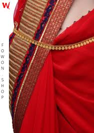 Gold Waist Chain Designs Shop This Indian Gold Plated Layered Saree Waist Chain From
