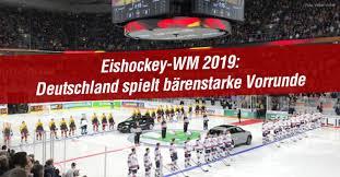Finde alle wm 2019 ergebnisse und platzierungen der saisonen. Eishockey Nationalmannschaft Uberzeugt Bei Der Wm In Der Slowakei