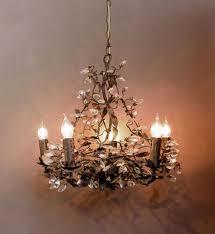 chandelier small rambouillet