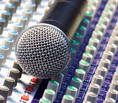 sound system with mic. a key area of microphone use is the interface with sound system. this primarily involves electrical considerations, so here are few system mic
