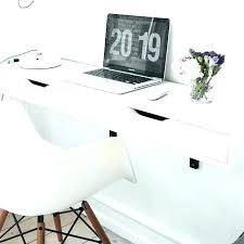 office floating desk small. Office Floating Desk Small. Small White With Draws Space Powerhouse The Best Wall W