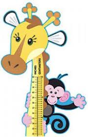 Giraffe Growth Chart T8176