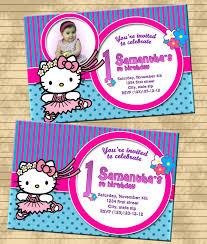 Hello Kitty Party Invitation 19 Creative Hello Kitty Invitation Designs Jpg Psd Eps Ai