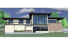 Modern Style House Plan 3 Beds 2 50 Baths 1850 Sq Ft Plan 509 17
