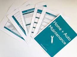 Household Maintenance List Ask Away Blog Get Your Free Printable Home Management