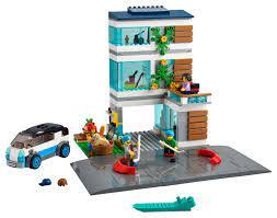Đồ chơi LEGO City Nhà Phố 60291 - Lắp ghép, Xếp hình