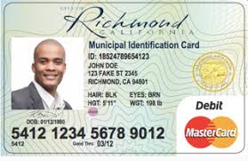 New Richmonders Richmond But – - Id Benefit Cards Confidential A At To Price City-issued Expected