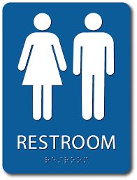 Unisex Bathroom Signs Ada Braille Unisex Restr 40 Magnificent Unisex Bathroom Sign