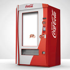"Coca Cola Touch Screen Vending Machine Classy Coca Cola ""Happiness"" Machine Eight Inc Archinect"