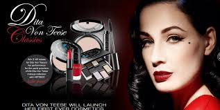 dita von teese makeup tips beauty things that inspired me this week vol 9