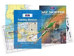 Rya Charts Amazon Com Rya Day Skipper Charts And Almanac Office