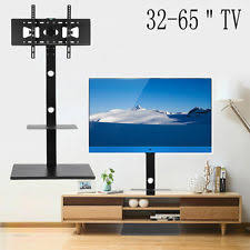 lg tv stand. tv floor stand mount with component multilayer shelves for 32-65\ lg tv