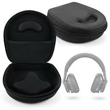 bose noise cancelling headphones case. hard \u0027shell\u0027 eva headphone case (black) - compatible with plantronics backbeat pro bose noise cancelling headphones