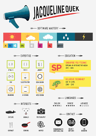 Infographic Resume On Student Show