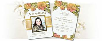 memorial service invitation shop beautiful custom memorial invitations julie alvarez designs