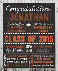 Congratulations Poster Personalized Graduation Poster Congratulations Graduate By