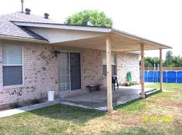 attached covered patio ideas. Attached Patio Cover Designs Ideas Shed Roof  Plans Covered E