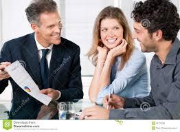 Business Proposal Stock Photo Image Of Caucasian Insurance 24137290