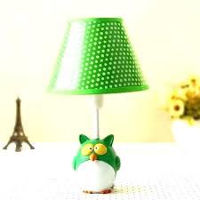 kids owl lamp shade bedroom table lamps lighting new york selinsgrove pa