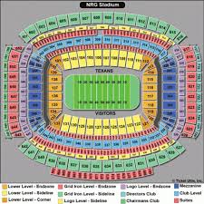 Reliant Arena Houston Seating Chart 11 Bright Nrg Rodeo Seating