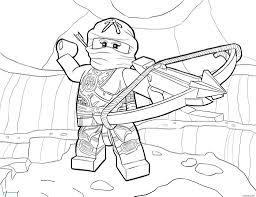 Gouden Ninja Lego Kleurplaat Beste Kleurplaat Regarding Lego