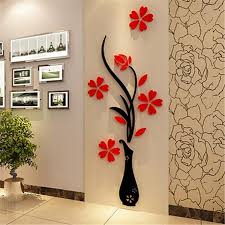 amazon home accessories 3d wall decoration wall hangings creative ceramic flower wall murals removable wall decals home kitchen on wall art images home decor with amazon home accessories 3d wall decoration wall hangings