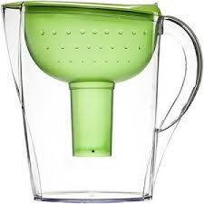 brita water filter pitcher. Brita Pacifica Water Filter Pitcher 35736 - Green