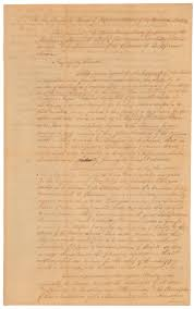 benjamin franklin petitions congress national archives refer to caption