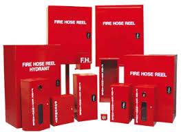 our standard cabinets include extinguisher cabinets hose reel cabinets