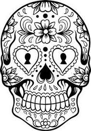There are 3 slightly more detailed day of the dead colouring pages, plus and additional four just skull colouring pages. Dia De Los Muertos Skull Coloring Pages For Kids And For Adults Skull Coloring Pages Cool Coloring Pages Coloring Pages For Teenagers