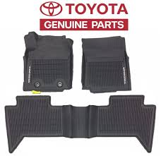 Cool Amazing Toyota Tacoma Double Cab Auto Trans All Weather Floor ...