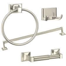 bathroom accessories deals polyresin set mz