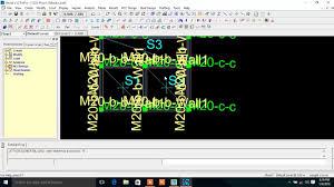 Rcc Building Design Software Free Download Full Building Design With Using Struds Software Youtube