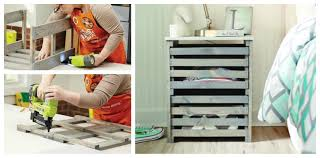 Diy Crate Furniture Tutorial Storage Ottoman DIY By Mon Makes