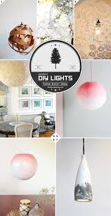 Diy Pendant Lighting Diy Pendant Light Ideas From Paper Lanterns To Concrete Lamps