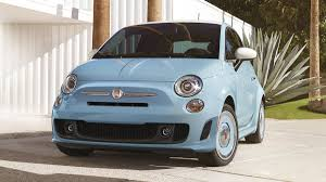 Light Green Fiat 500 For Sale Fiat 500 Discontinued In Us For 2020 Roadshow