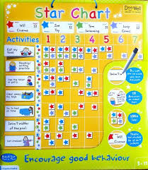 Winnie The Pooh Reward Chart Doowell Magnetic Star Reward Chart Large