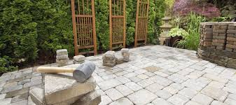 view larger image stone dust vs sand for patio pavers