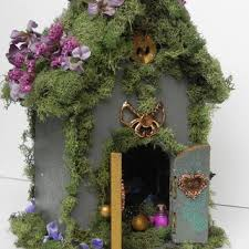 furniture fairy. Furnished Fairy House With Hidden Living Space. Garden, In Furniture