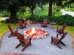 image of photo fire pit chairs