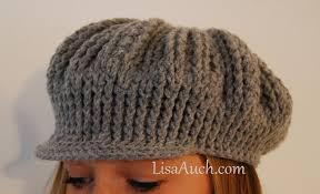 Free Crochet Hat Patterns For Women Custom Free Crochet Patterns And Designs By LisaAuch FREE Crochet Hat