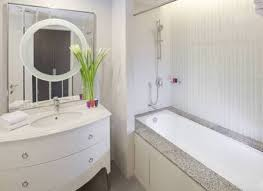 deluxe room bathroom bathtubs are in some rooms to enjoy a relaxing soak