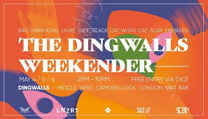 May The - 2019 Dingwalls 6 Market Camden Weekender 4