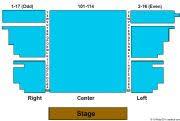 Ogunquit Playhouse Tickets And Ogunquit Playhouse Seating